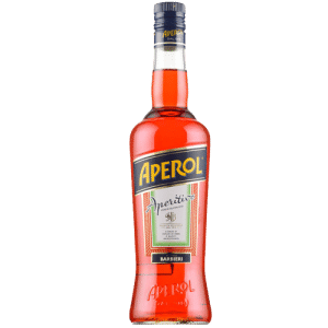 Bouteille d'aperol